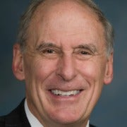 Portrait of Sen. Dan Coats