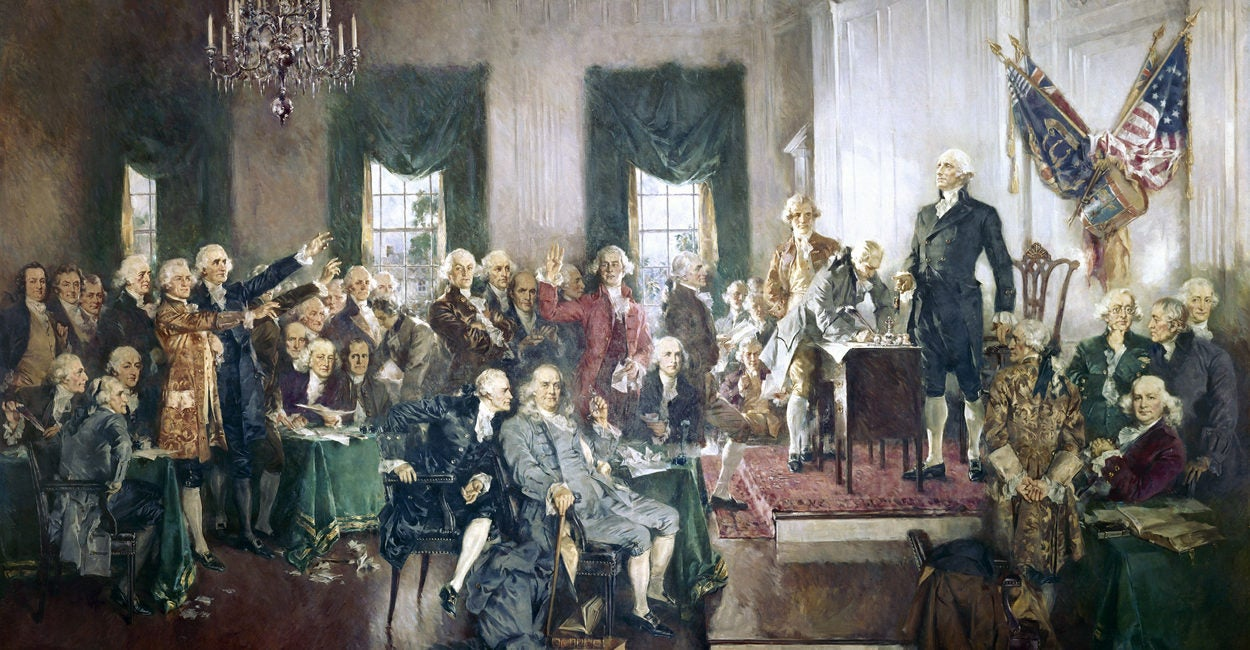 What the Founders Actually Thought About Slavery