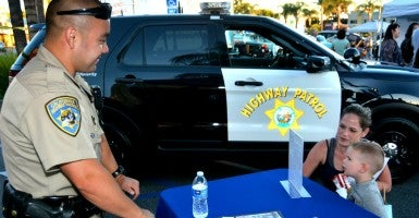 Community fair in Glendale, California on August 5, 2014 (Photo: iStockphoto)