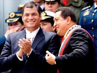 Correa Chavez