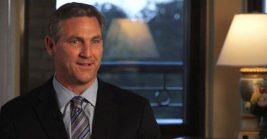 Craig James believes Fox Sports fired him for views he expressed during an unsuccessful bid for Texas U.S. Senator in 2012. (Photo: Liberty Institute)