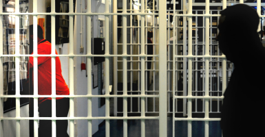 Almost half of all federal drug offenders who went to prison last year received mandatory minimum sentences. (Photo: Anthony Devlin/ZUMA Press/Newscom)