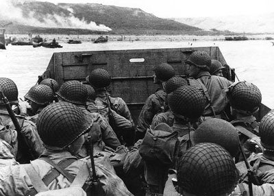 D-Day-Normandy
