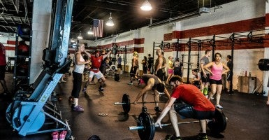 District Crossfit Washington D.C. (Photo: Rose Physical Therapy Group / Flickr / CC BY 2.0)