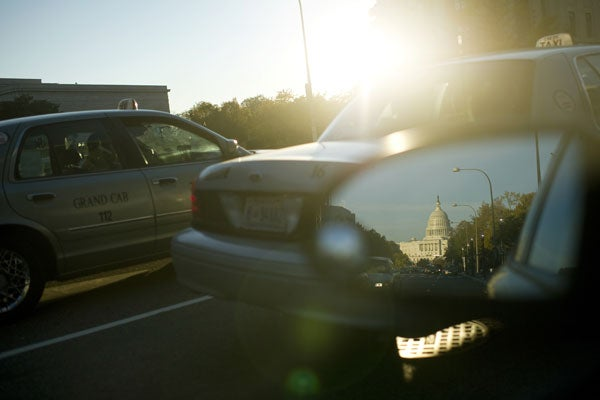Taxi in Washington, DC