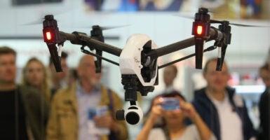 Drones China DJI