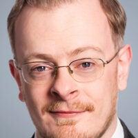 Portrait of David Ditch
