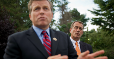 Rep. Charlie Dent, R-Penn., believes he found a solution to the Planned Parenthood debate that both sides can agree with—but members of his own party might not be on board. (Photo: Tom Williams/Newscom)