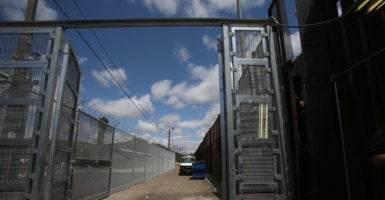During the first two months of fiscal year 2016, federal immigration agents did not take custody of more than 60 percent of individuals they had requested information on from local law enforcement. (Photo: Peggy Peattie/Zuma Press/Newscom)