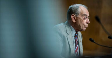 Developing Country Status China Grassley