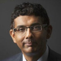Portrait of Dinesh D'Souza