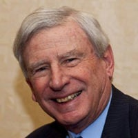 Portrait of Donald Devine