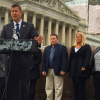 Rep. Sean Duffy, R-Wis., speaks at a press co