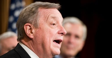 Sen. Dick Durbin, D-Ill(Photo: Bill Clark/CQ Roll Call/Newscom)