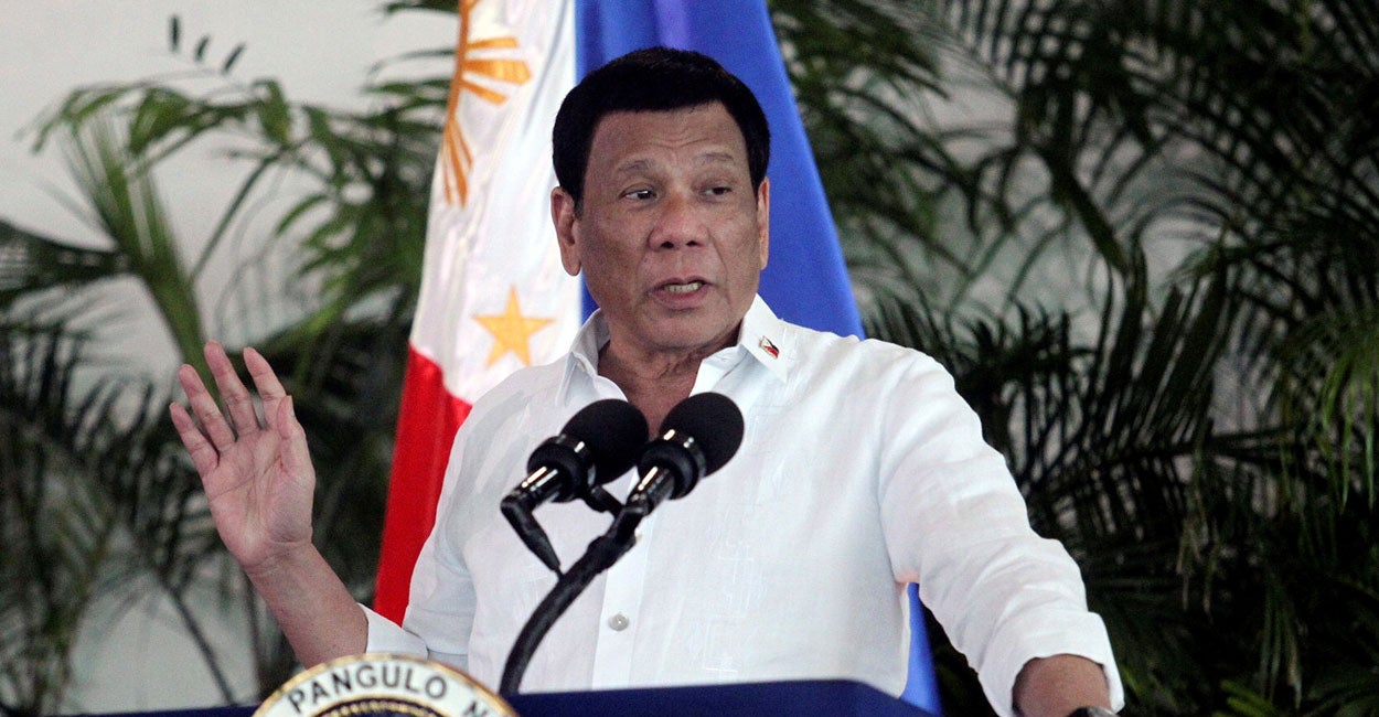 Filipino Leader Is Pushing a Socialist Constitution. It Makes a Mockery of Liber...