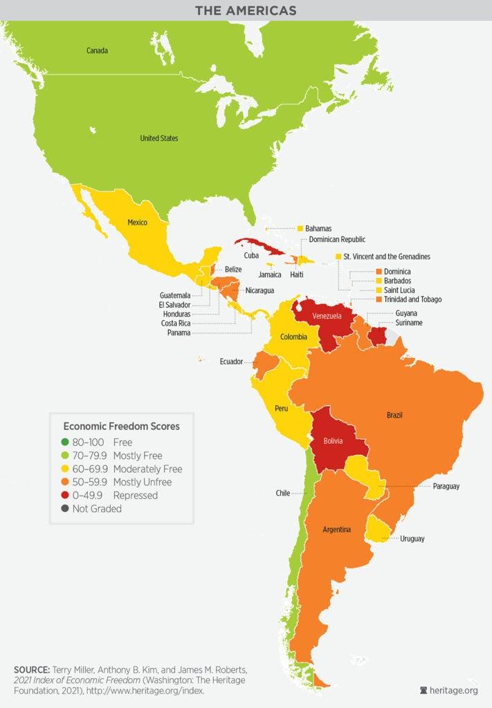 Central America mass migration