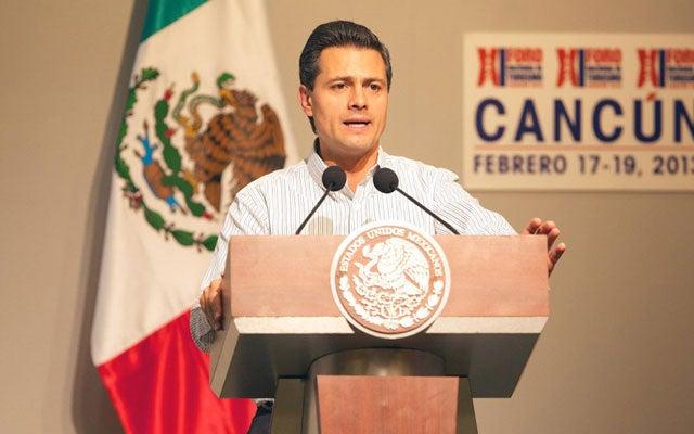 Enrique Peña Nieto, EPN