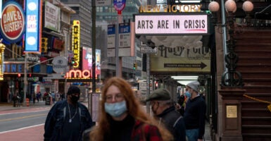 Entertainment Industry in Crisis