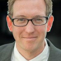 Portrait of Eric Wearne