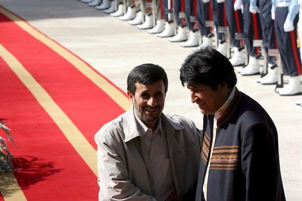 Evo-Morales-Ahmadinejad