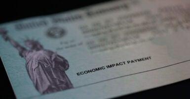 Extra Stimulus Check