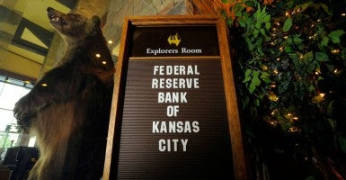 The Federal Reserve Bank of Kansas City Economic Policy Symposium in Jackson Hole, Wyoming.(Photo: PRICE CHAMBERS/REUTERS/Newscom)