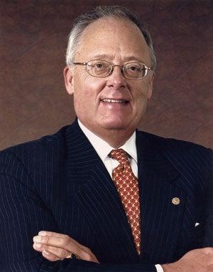 Heritage Foundation President Dr. Ed Feulner