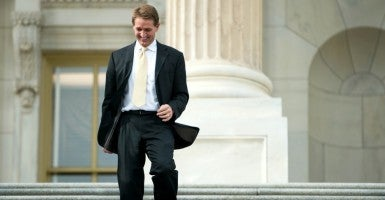 Rep. Jeff Flake, R-Ariz. (Photo: Bill Clark/CQ Roll Call/Newscom)