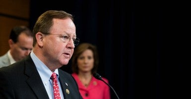 Rep. Bill Flores, R-Texas (Photo: Bill Clark/CQ Roll Call/Newscom)
