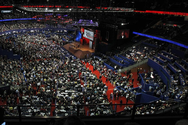 2012 GOP Concention