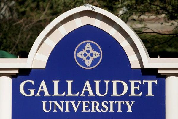 Gallaudet