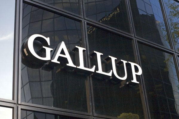50 Million Government Polling Contract With Gallup