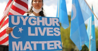 Genocide of Uighurs
