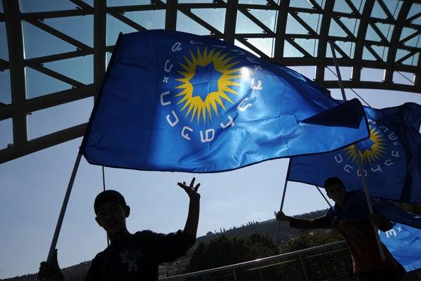 GeorgianDreamflag