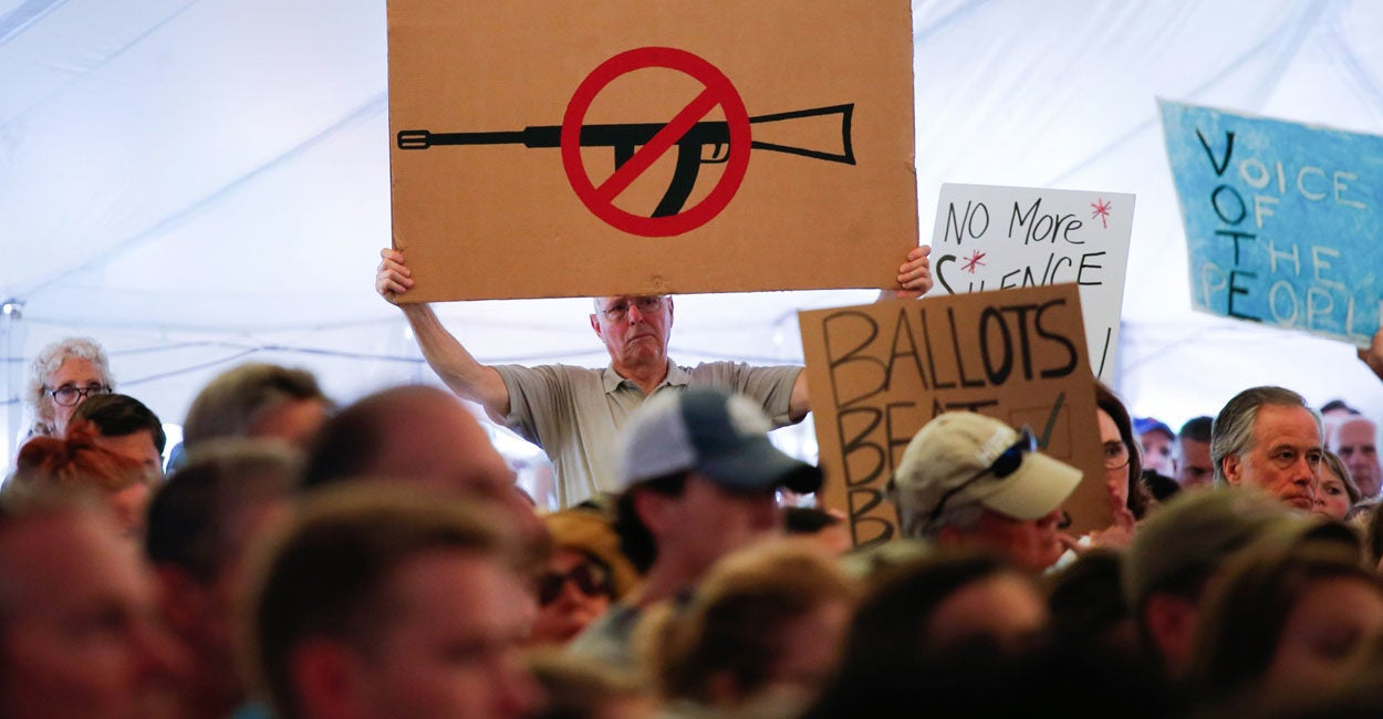 Second Amendment Groups Speak Out Against Suing Gun-Makers