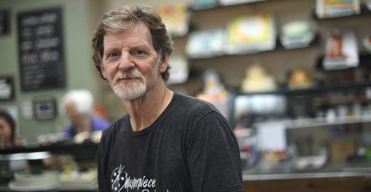 Judge Says Christian Baker Jack  Phillips'  Lawsuit Against Civil Rights Officials Can Proceed