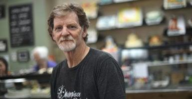 Judge Says Christian Baker Jack Phillips' Lawsuit Against