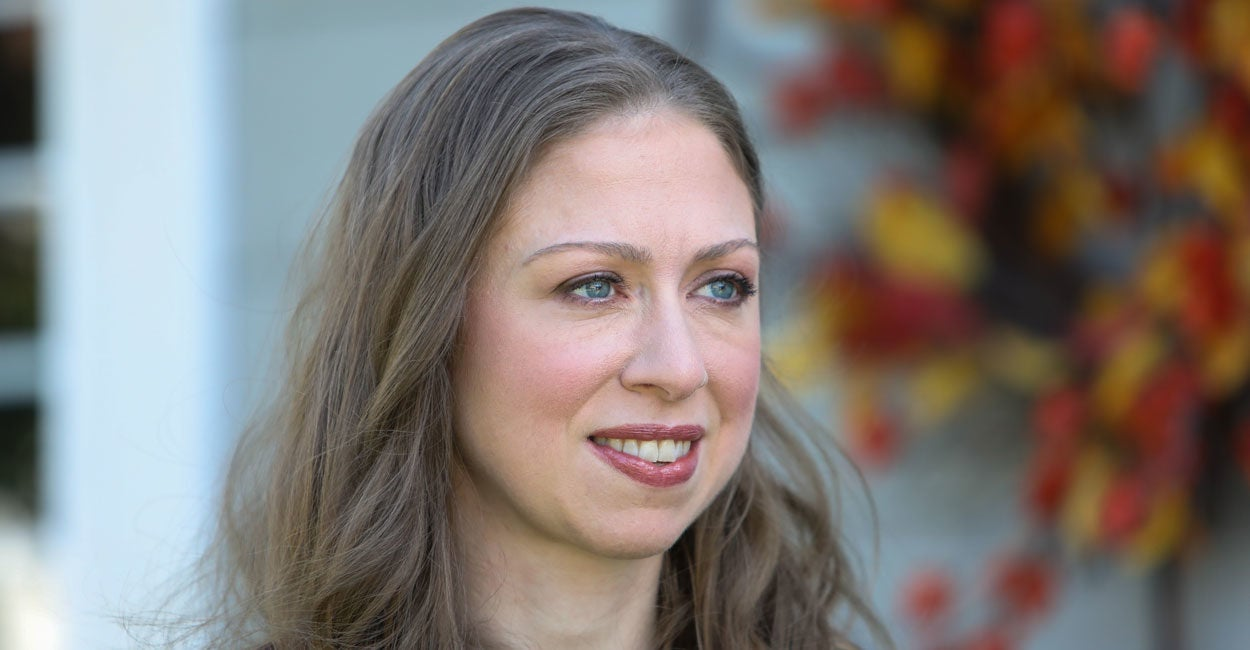 Student Who Confronted Chelsea Clinton Apologizes for Using Inappropriate Terms