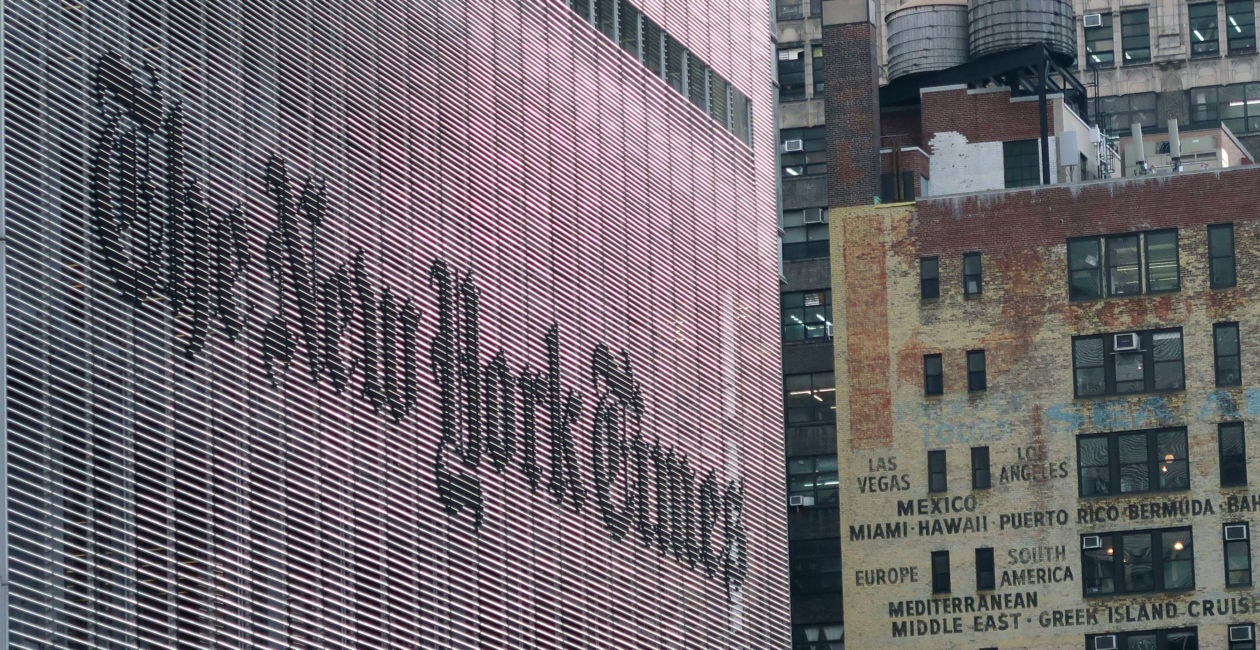 New York Times' '1619 Project' Has Key Error About Our Founding