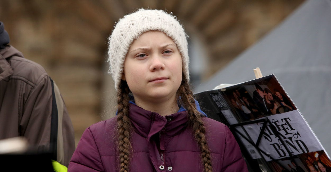 Greta Thunberg: A Living Explanation of the Left