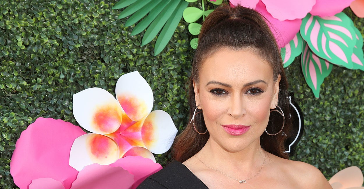Alyssa Milano Says Life Would Be 'Lacking All Its Great Joys' Without Her Abortions