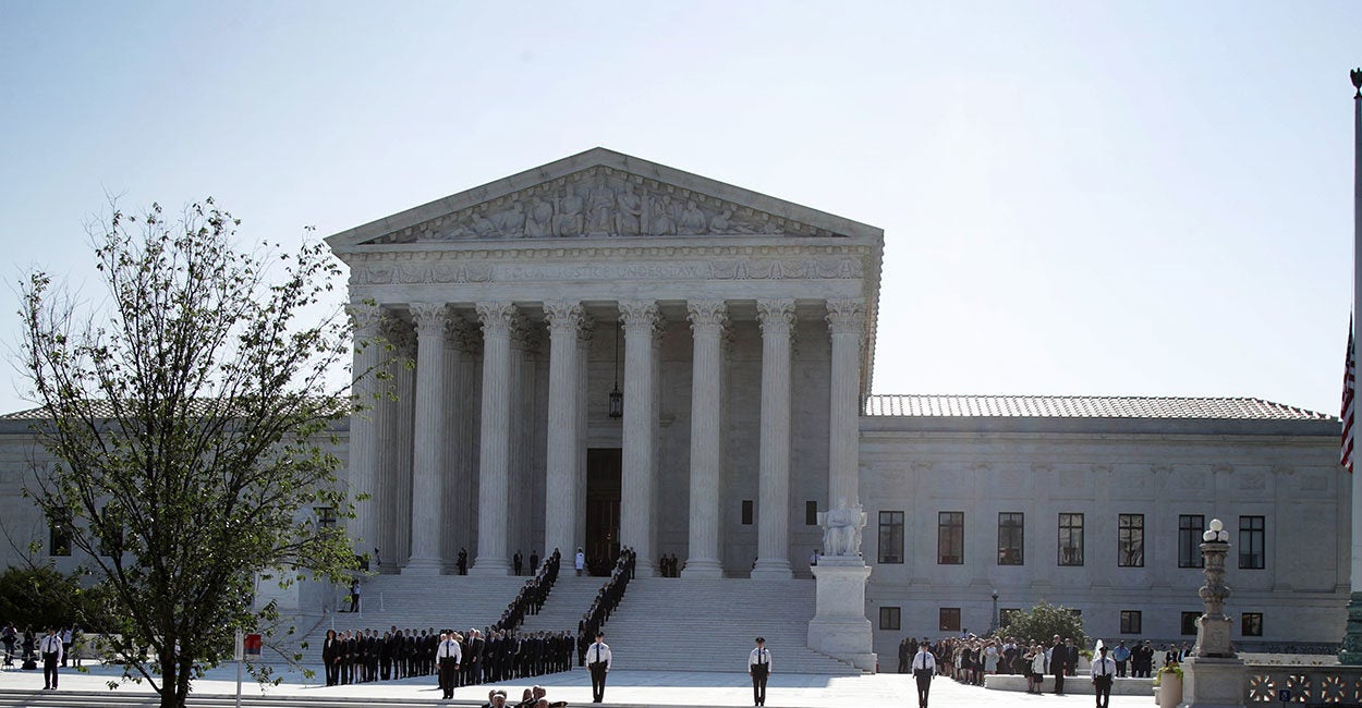 What's Behind the Struggle Over the Supreme Court