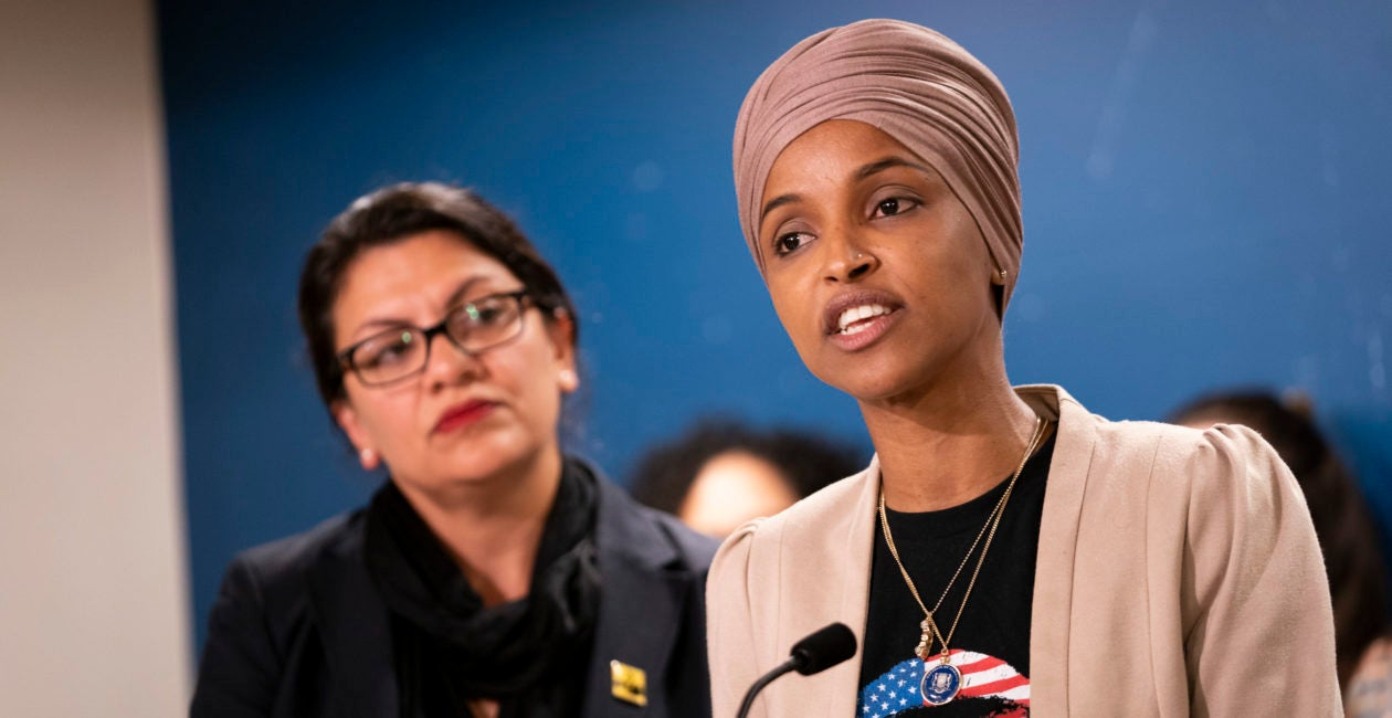 Israel Right to Shut Out the Hostile Voices of Tlaib and Omar