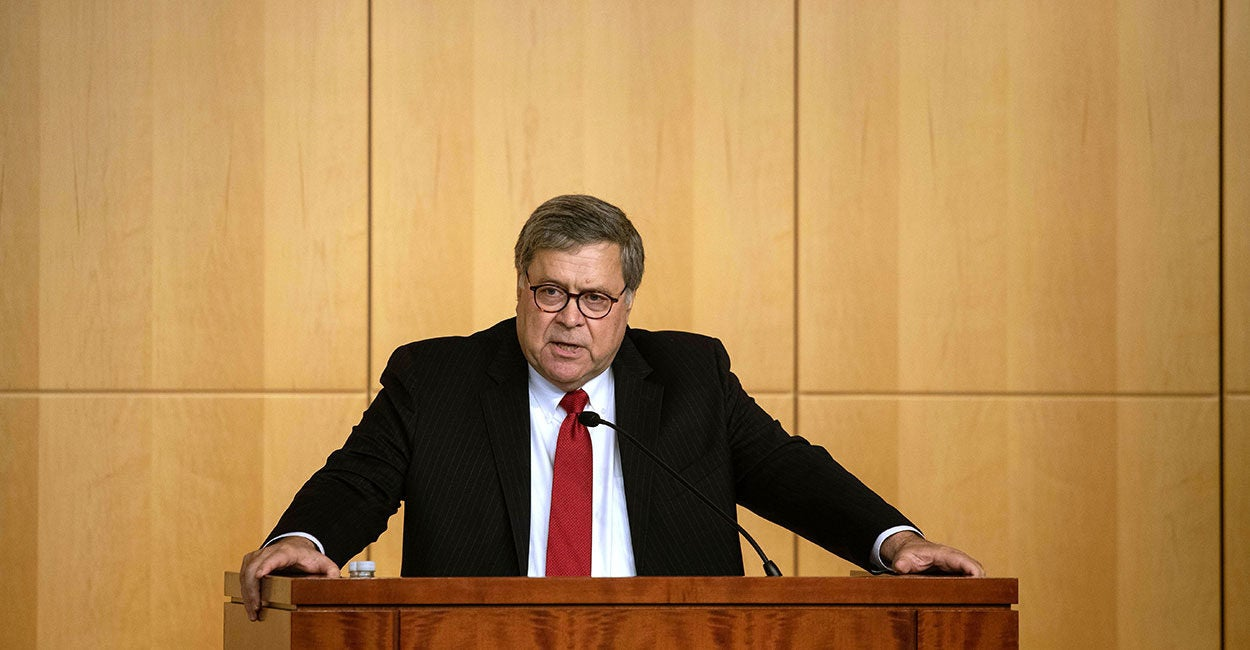 William Barr Is Right: Secularists Are Imposing Their Own Religion
