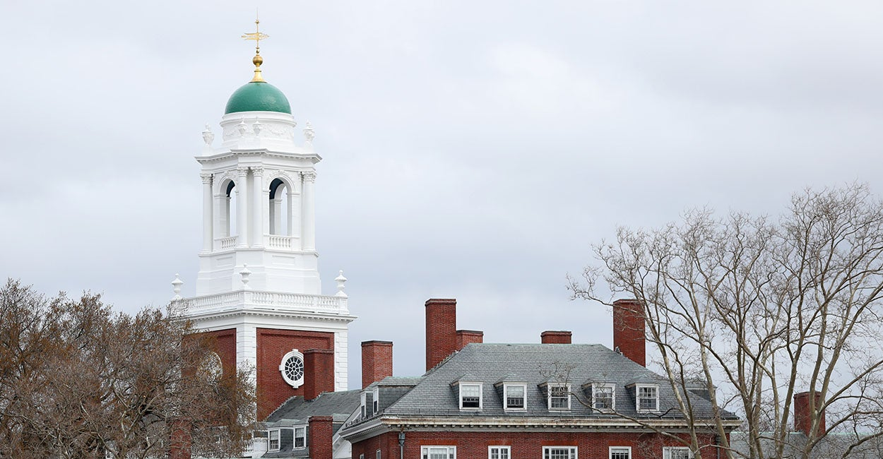 Harvard University Response to Liberal Totalitarianism on Campus