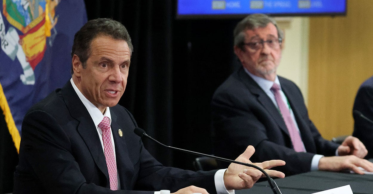 With Cuomo Under Scrutiny, New York Switched to Undercounting Deaths in Nursing Homes