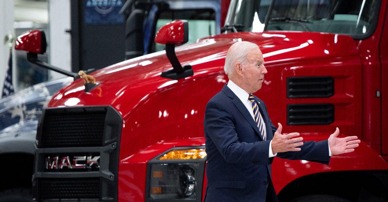 DAILY SIGNAL – Truck-Drivin' Joe: Biden Brings Penchant for Fabrication to Presidency