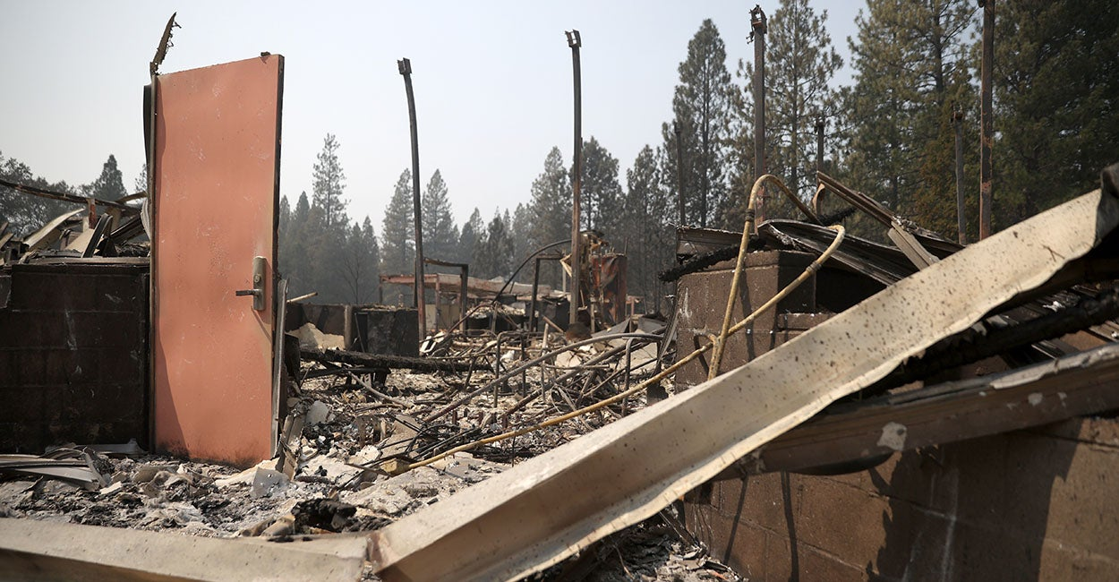 Fires in American West Fueled by Bad Policies, Not Climate Change