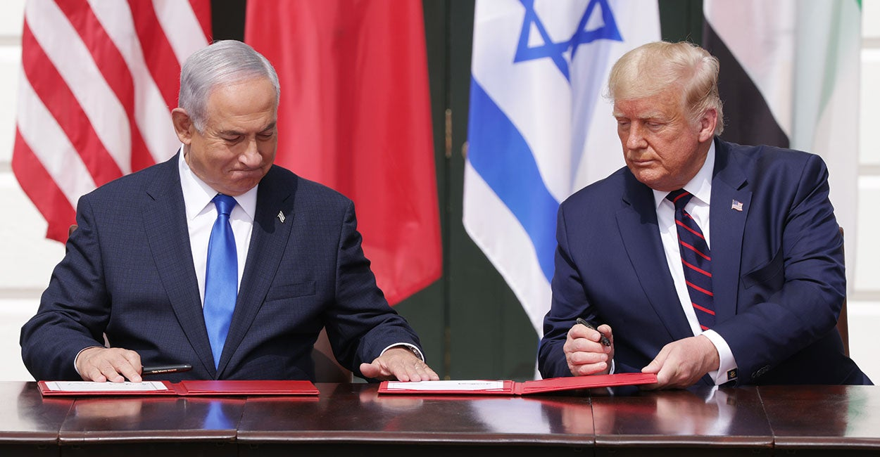Middle East Peace Deals Brokerered by Trump Matter and Here's Why