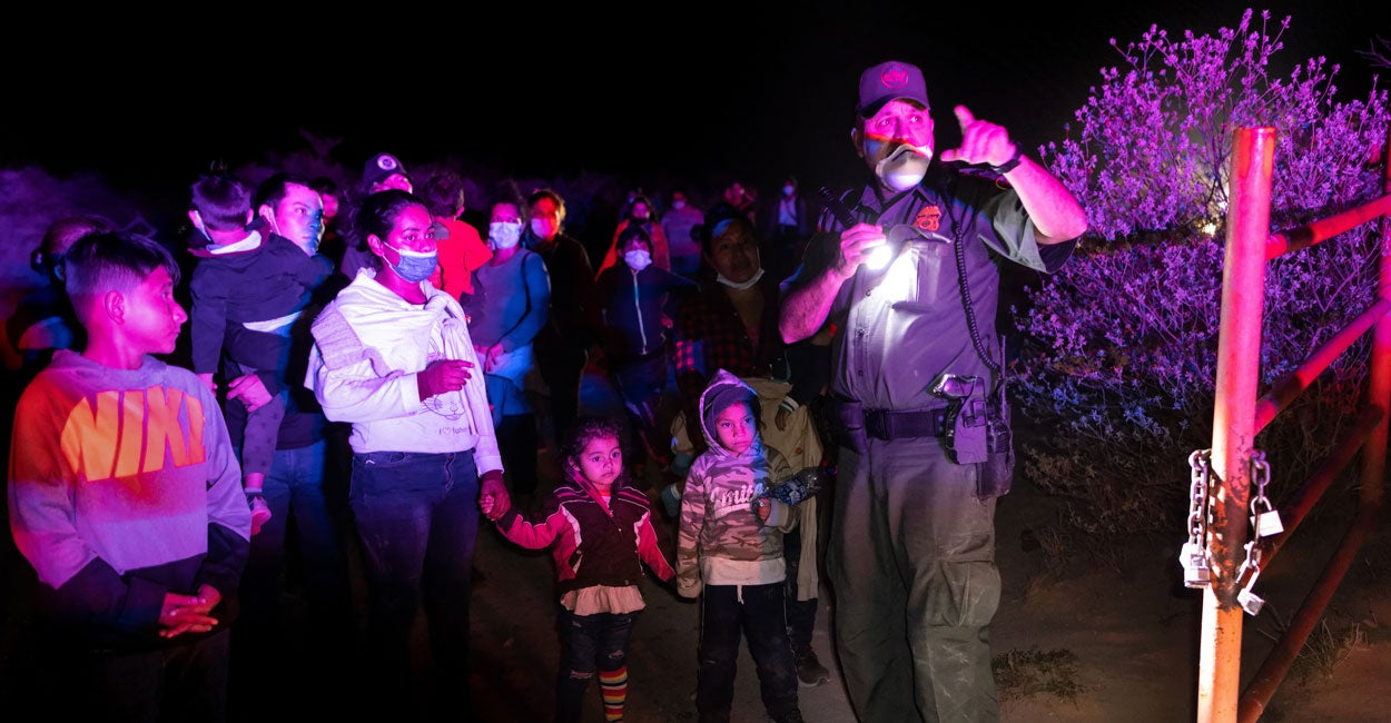 DAILY SIGNAL – Border Officials Arrest Over 178,000 Illegal Immigrants in April, Keeping Pace With March Surge